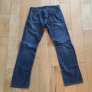 NWOT Levi's 514 Slim Straight Jeans 30 x 30
